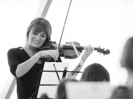 Nicola Benedetti with the Pizzicato Effect students.jpg