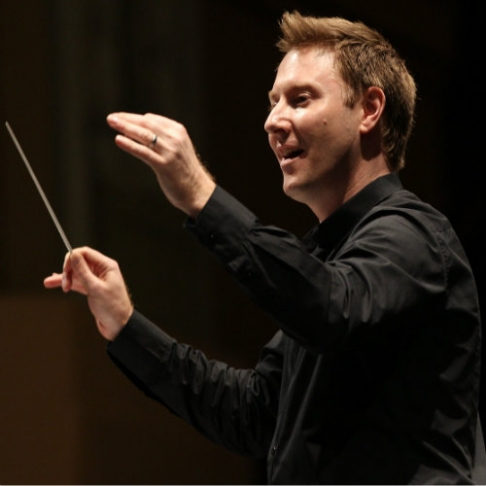 Benjamin Northey Instrumental Conducting Workshops with Benjamin Northey