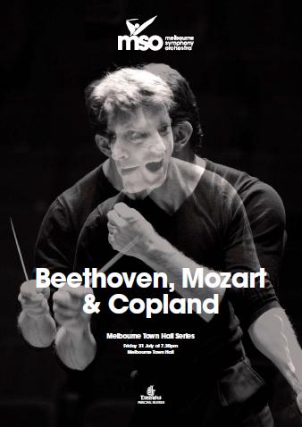 Beethoven, Mozart & Copland