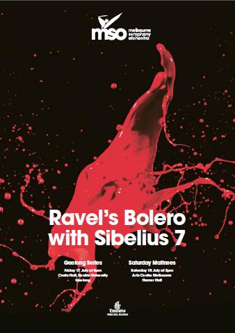 Ravel's Bolero with Sibelius 7