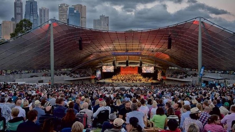 Sidney Myer Free Concerts