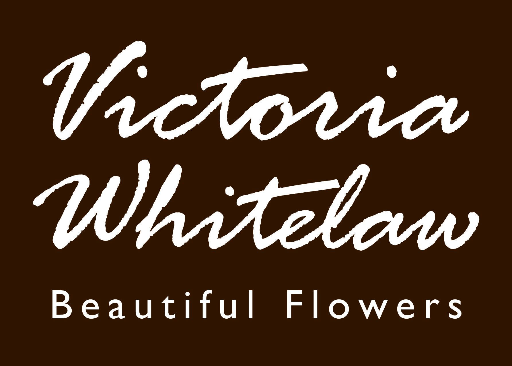 Victoria Whitelaw Beautiful Flowers