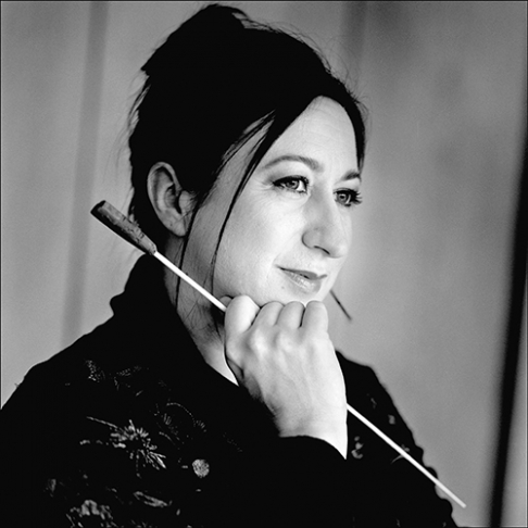 Simone Young Conducts Wagner & Bruckner