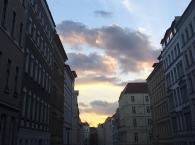 The beautiful winter light in Berlin, just near my besties house.JPG