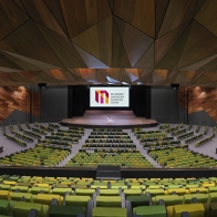 MCEC Plenary stage.jpg