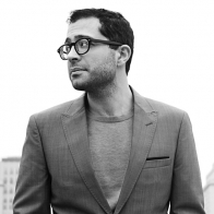 Mahan Esfahani, photo by Bernhard Musil for Deutsche Grammophon