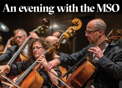An Evening with the MSO