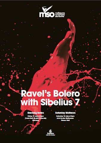 Ravel's Bolero & Sibelius 7 Program