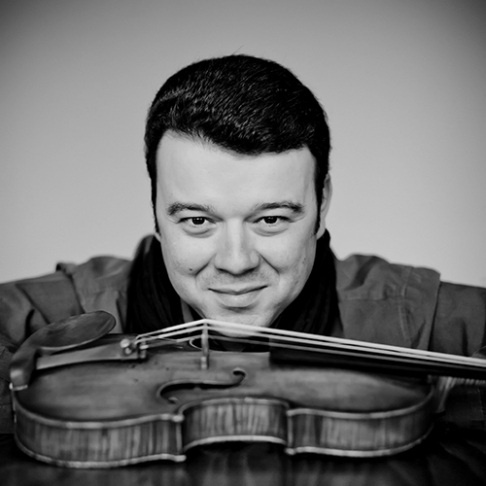 Gluzman Plays Brahms