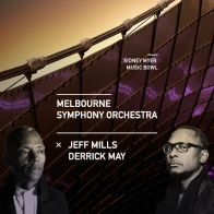 Jeff Mills + Derrick May