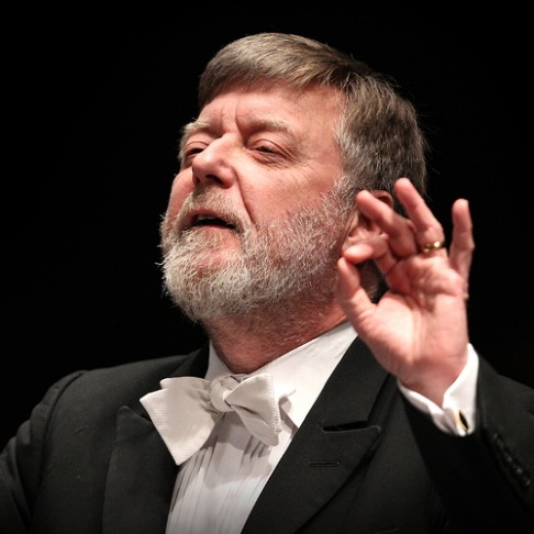 Sir Andrew Davis Conducts Mahler 6