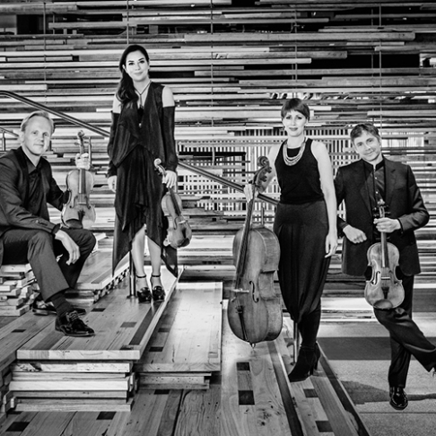 MSO and the Australian String Quartet