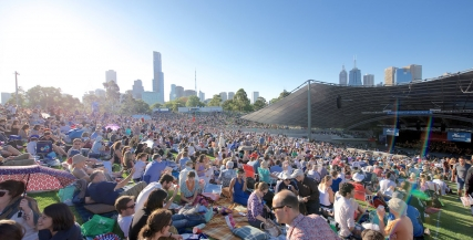 Sidney Myer Music Bowl_What's On