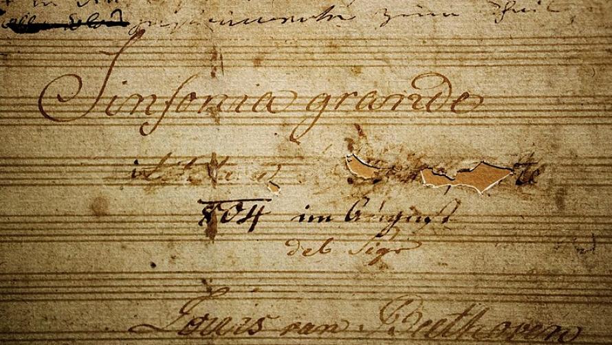Beethoven's Eroica Manuscript.jpg