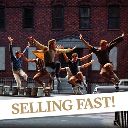 West Side Story selling fast