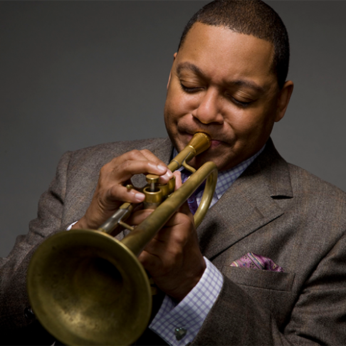 Wynton Marsalis and the MSO with the Jazz at Lincoln Center Orchestra