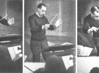 Igor Stravinsky in 1929, 20 years after the disappearance of Funeral Song
