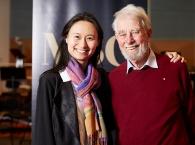 Tianyi Lu with Roger Riordan, image credit - Laura Manariti.jpg