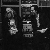 Warren Ellis and Nick Cave | Image credit: Matthew Thorne