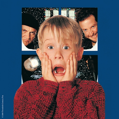 Home Alone in concert with MSO