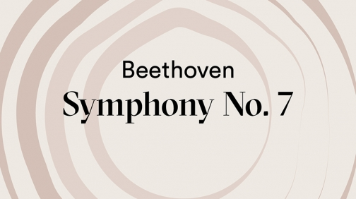 Ears Wide Open Beethoven Symphony No 7
