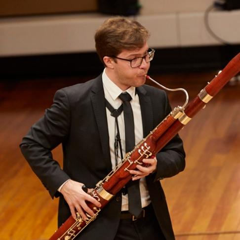 Jack Schiller bassoon