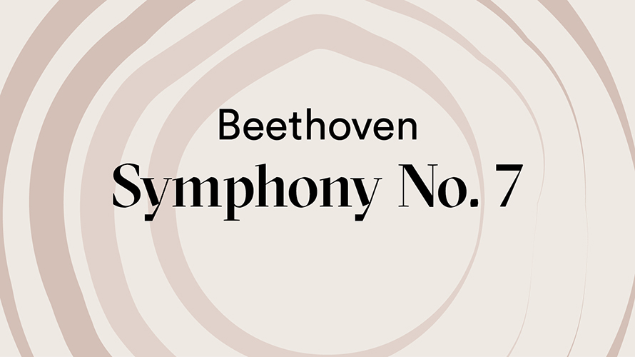 Ears Wide Open Beethoven Symphony No. 7